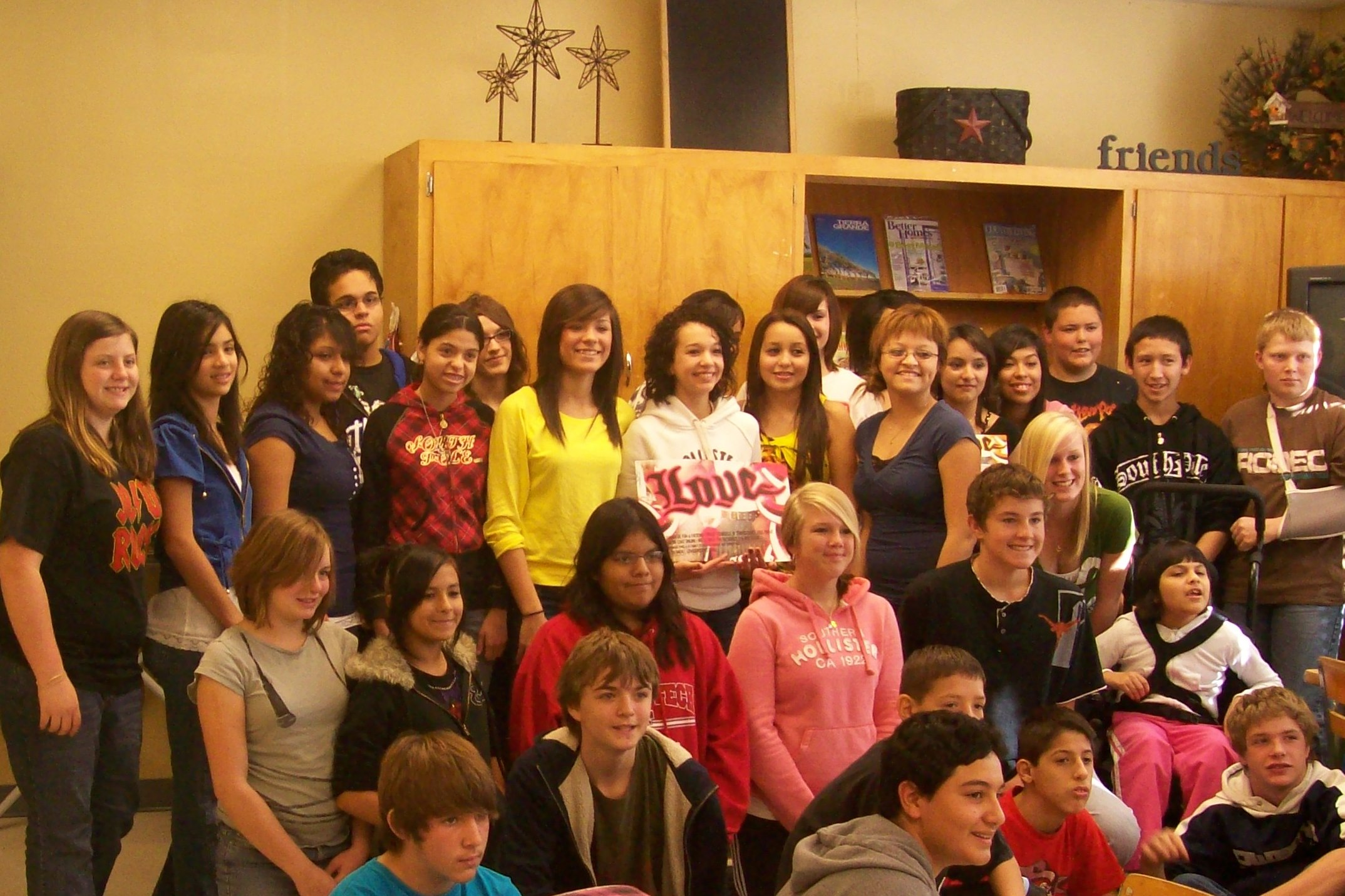 class photo perryton junior high 1 September 22, 2009: Same Sex Marriage – Legal Argument Update with Will ...