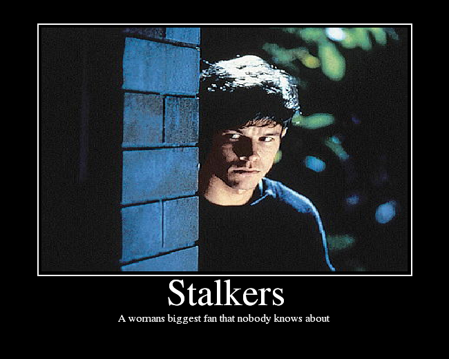 Who Becomes a Stalker? | Anny Jacoby, Child Sexual Abuse ...